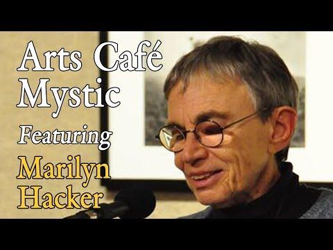 Arts Café Mystic: Featuring Marilyn Hacker - October 14, 2016