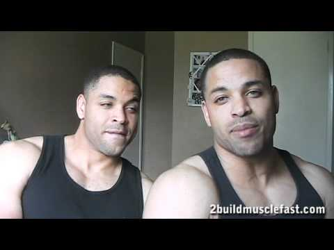 Post Workout Nutrition to Build Muscle @hodgetwins