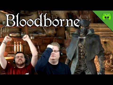 BLOODBORNE # 11 - Aufschwung «» Let's Play Bloodborne Together | HD Gameplay