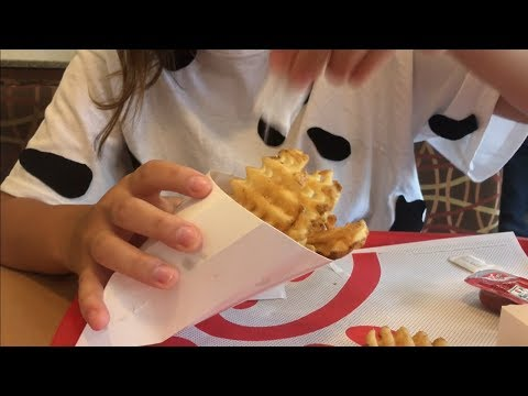 Chick-fil-la Adventures- Vlog