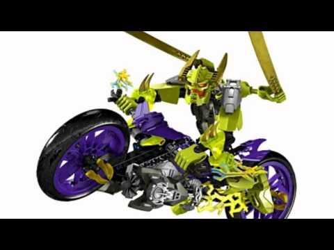 Video Hero Factory 6231 Speeda Demon now on YouTube