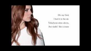 Download Lagu Lana Del Rey Summertime Sadness Lyrics Mp3
