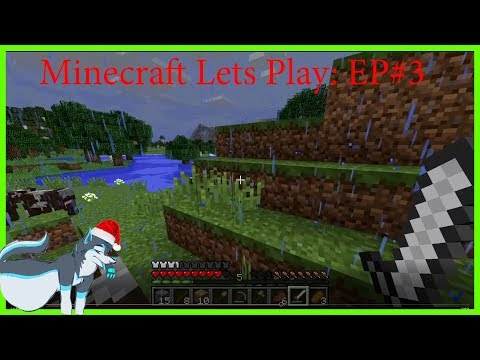 California 4.0 Earthquake AND Severe Fires! Minecraft Lets Play Episode 3