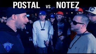 Ground Zero Battles | Postal vs. Notez