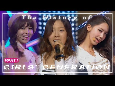 SNSD Special PART 1★100 MINS from DEBUT to IGAB era★ - Thời lượng: 1:40:41.