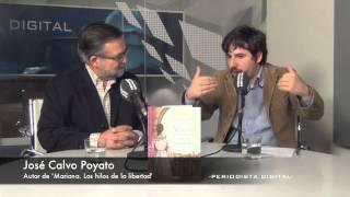 """José Calvo Poyato: """"Mariana de Pineda rompió con el machismo de su época al hacer política"""""""