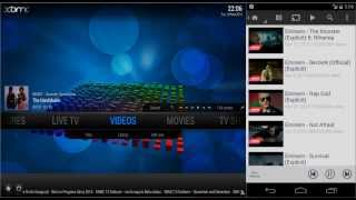 Music Pump XBMC / Kodi Remote YouTube video