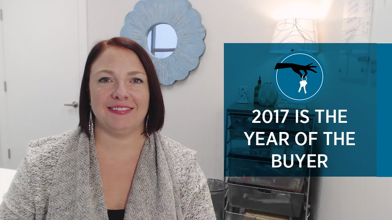 2017 Is the Year of the Buyer