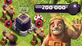 Video EVERY CLASH OF CLANS PLAYERS DREAM | 200,000 Dark Elixir CoC MP3, 3GP, MP4, WEBM, AVI, FLV Agustus 2017