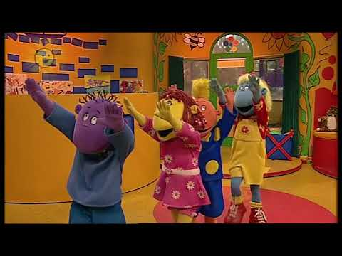 Tweenies - The Grand Old Duke Of York (Disappearing Shoes)