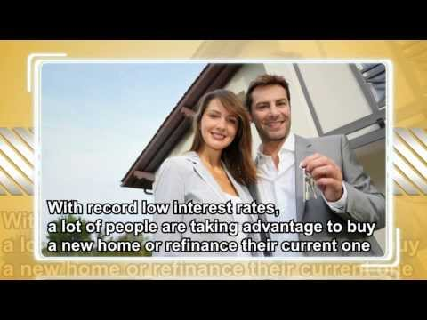 [Video] What Can You Get from Low Interest Rates? Affordable Homes!