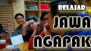 "Video (orang Korea & Jawa) belajar ""JAWA NGAPAK"" MP3, 3GP, MP4, WEBM, AVI, FLV November 2018"