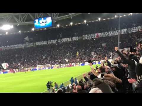 Juventus - Tottenham 2-2 13/02/2018 1-0 Higuain