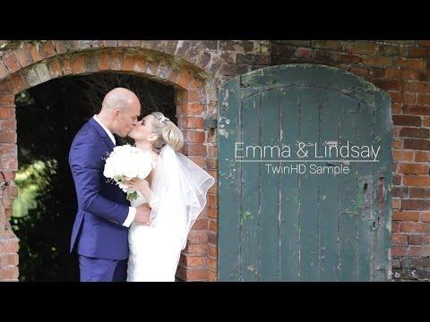 Emma & Lindsay - TwinHD Wedding Video Sample