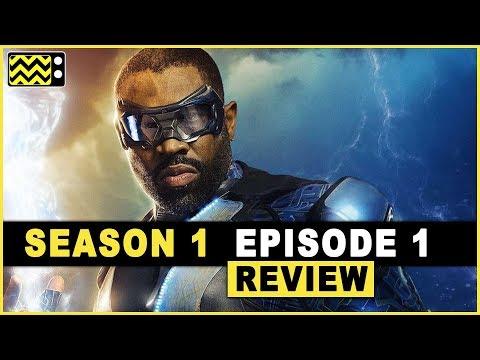 Black Lightning Season 1 Episode 1 Review & Reaction | AfterBuzz TV