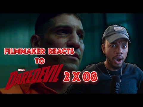 FILMMAKER REACTS to DAREDEVIL Season 2 Episode 8: Guilty as Sin