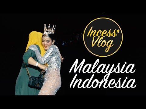 DUEL CETAR PERAWAN INDONESIA VS JANDA MALAYSIA SIAPA YANG MENANG?   #IncessVlog 2