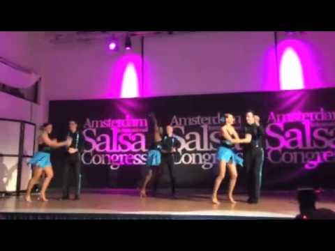 Caramelo Salsa Student Team AISC 14Nov2014