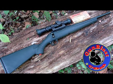 ruger - FOR MORE INFO: http://www.gunblast.com/Ruger-AmericanRR.htm Jeff Quinn ( http://www.gunblast.com ) tests the Ruger American Ranch Bolt-Action Rifle in 300 AA...