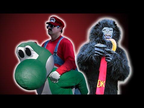 PSY – GANGNAM STYLE (강남스타일) Nintendo Style Gangnam Style Music Video Parody – Mario Lyrics