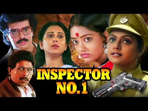 Inspector No.1 Full Movie | Mutrugai | Latest Hindi Dubbed Movie | South Indian Hindi Dubbed Movie