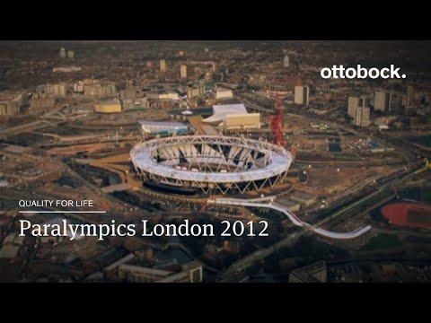 Паралимпийские игры 2012