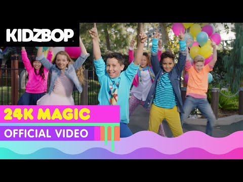 KIDZ BOP Kids - 24K Magic (Official Music Video) [KIDZ BOP 34] (видео)
