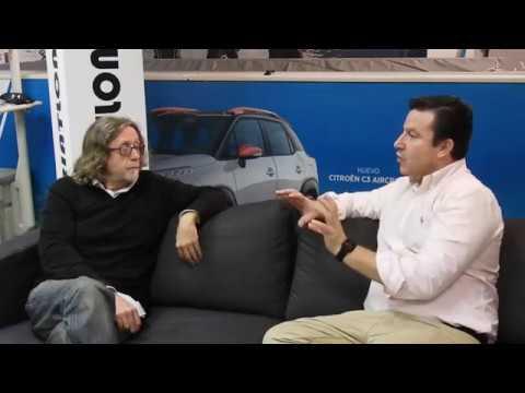 """En """"Camino al Éxito, Conociendo al TeamClavería"""", TriatlonWorld entrevista a Javier Pastor"""