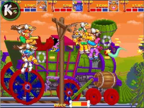 Wild West Cow Boys of moo mesa (random) Arcade By Ktroopas