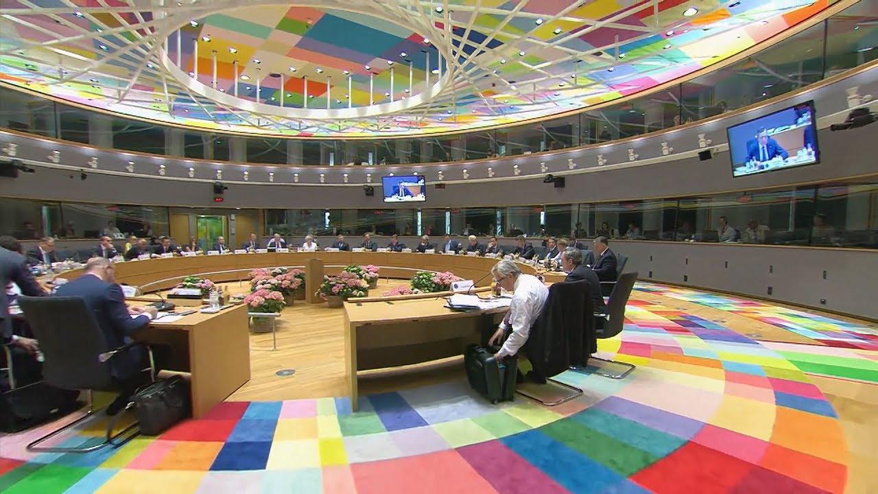 πλάνα συνόδου κορυφής της ΕΕ
