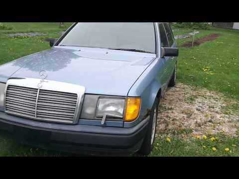 1987 Mercedes 300td Diesel wagon For Sale