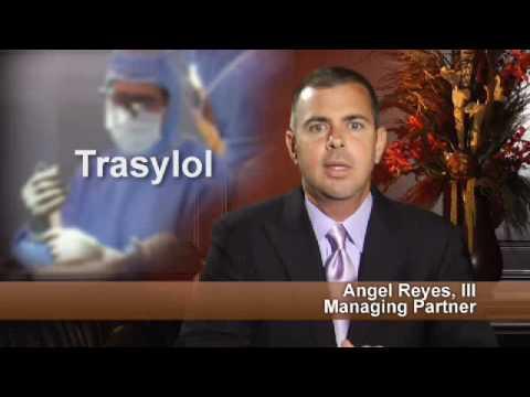 Dangers of Trasylol