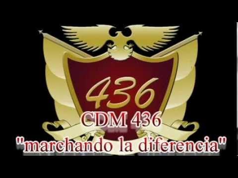 COMPAÑÍA DE MARCHA 436