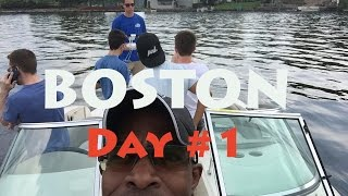 We're on a Boat! Porsche Turbo, Crazy Civic SI & Mad Food: Boston Fan Meet Day #1 by DoctaM3's Supercars Personified