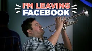 If People Left Parties Like They Leave Facebook 840389 YouTubeMix