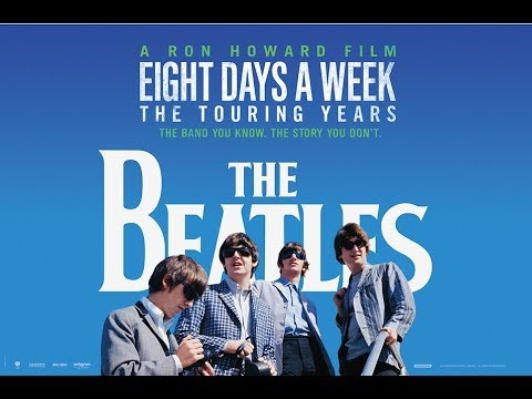 AB & The Films - EIGHT DAYS A WEEK: THE TOURING YEARS