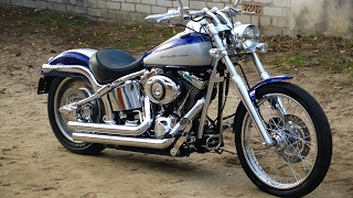 3. Harley-Davidson Softail Deuce FXSTD 2006