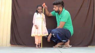 Совершеннолетняя дюймовочка из Индии