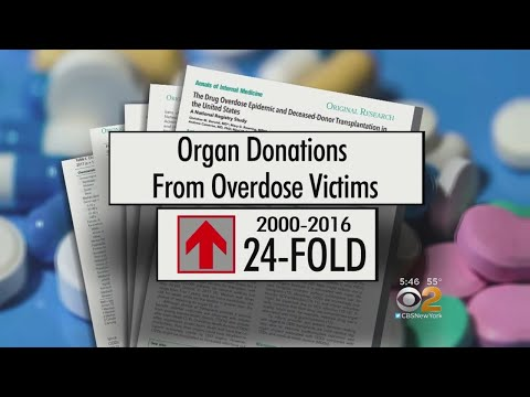 Opioid Deaths Helping Meet Need For Organ Donations