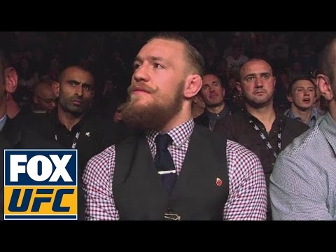 Conor - Breakout Irish star Conor McGregor exclusively mic'd up as Northern Ireland's highly touted Norman Parke fights in Manchester.