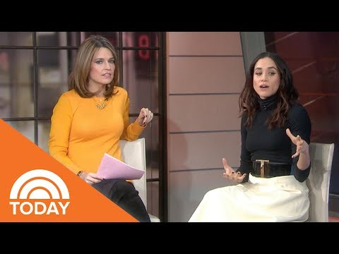Remember When Meghan Markle Was A Fashion Expert On The TODAY Show | TODAY
