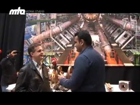 LHC Teilchenbeschleuniger: Beteiligung der Uni Bonn- Streben nach Wissen - Islam Ahmadiyya - deutsch