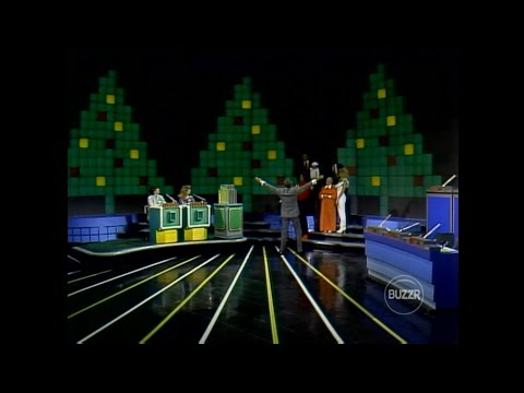 Match Game-Hollywood Squares Hour (Episode 39):  December 23, 1983  (Christmas Holiday episode!)