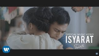 TRISOULS - ISYARAT (Official Music Video) 2018