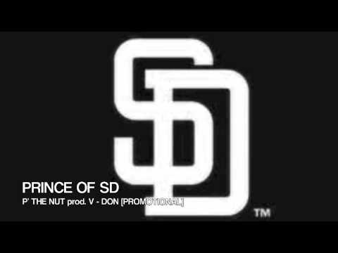 PRINCE OF SD - P' THE NUT [B.A.D MUSIC 2011] V-DON PROMO