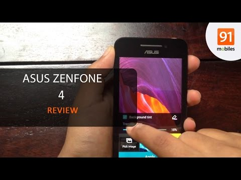 ASUS Zenfone 4 Review: Should you buy it in India?