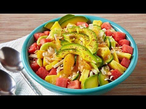 How To Make Healthy Fruits Salad/ Homemade Fruit Salad