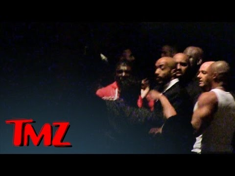 Video: Suge Knight Shot (The Game and Crew Scuffle)