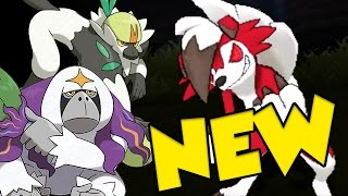 NEW POKEMON DISCUSSION! Newest Revealed in Pokémon Sun and Moon! by Verlisify