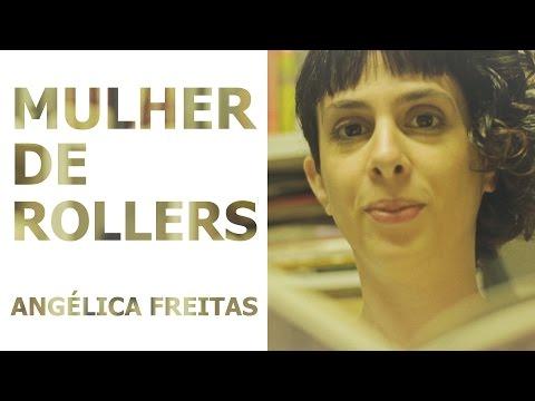 Mulher de Rollers - Um Útero É do Tamanho de um Punho - Livrogram